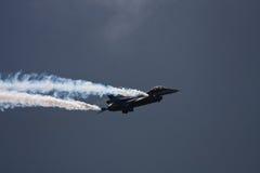 F-16 belge de composant d'air Photographie stock libre de droits