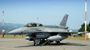 F-16 C/D het Vechten Valk Stock Foto's
