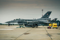 Free F-16 Fighting Falcon Stock Photography - 46019092