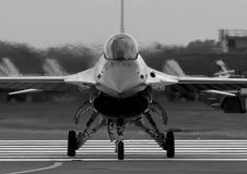 F-16 het Vechten Valk Stock Afbeeldingen