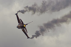 F-16 holandés Foto de archivo