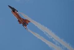 F-16 holandês Fotos de Stock