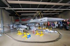 F-16 Leeuwarden Royalty Free Stock Image