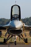 F-16 noruego Fotografía de archivo libre de regalías