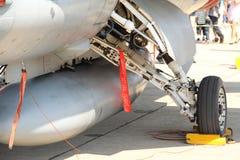 F-16 Valk Royalty-vrije Stock Foto's