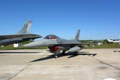 F-16CJ lizenzfreie stockbilder