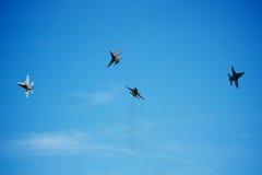 F/A-18 Brechen Stockbilder