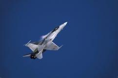 F/A-18 hornet Stock Photo