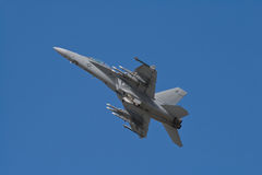F-18 Hornet Royalty Free Stock Photography