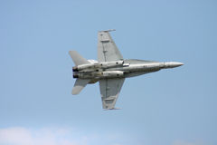 F-18 Hornet Royalty Free Stock Image