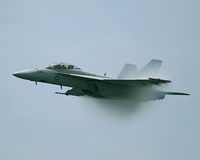 F/A-18 Hornet Fighter jet Stock Images