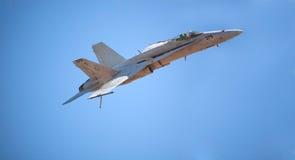 F/A-18C Immagini Stock