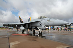 F/A-18E Super Hornet Royalty Free Stock Photo