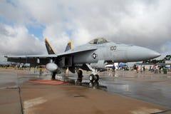 F/A-18E Super Hornet Royalty Free Stock Photo