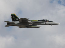F/A-18E Super Hornet VFA-105 Royalty Free Stock Images