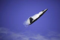 Free F-22 Raptor In Flight Over Hawaii Stock Image - 16243531