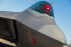 F-22 Raptor Jet royalty free stock images