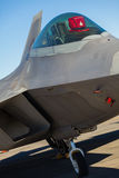 F-22 Raptor Jet Stock Photos