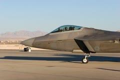F-22 roofvogel Stock Afbeeldingen