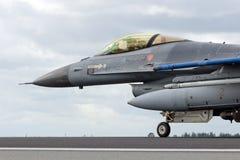 F-16 Imagem de Stock