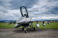 F-16 Imágenes de archivo libres de regalías