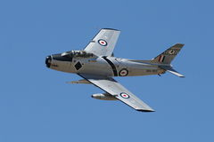 Free F-86 Sabre Doing Slow Pass Stock Photo - 32397290
