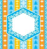 färgrikt dekorativt för bakgrundsjul Royaltyfri Foto