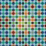 färgrikt ljus little seamless litet Arkivbilder