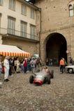 F2 auto bij de Historische Grand Prix 2015 van Bergamo Royalty-vrije Stock Afbeeldingen