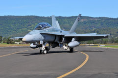 F-18B Hornet  Aircraft Stock Photos