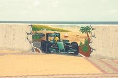 F1 bolid Zdjęcie Royalty Free