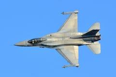 F-16C blok 52+ Royalty-vrije Stock Afbeelding