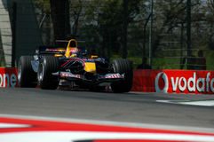F1 2005 - Christian Klien. Red Bull during GP of Imola Year 2005 Stock Photo