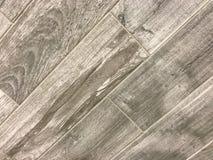 F a couvert de tuiles le fond en bois de texture de plancher photographie stock