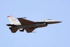 F-16 de la fuerza aérea de los E.E.U.U. Foto de archivo libre de regalías