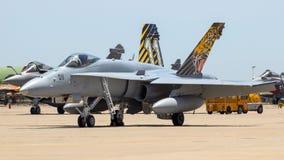 F-18 de Straal van de Vechter van de horzel royalty-vrije stock fotografie
