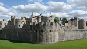 F der Tower von London in der Stadt von London, Großbritannien