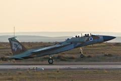 F16 DI IAF Fotografie Stock Libere da Diritti