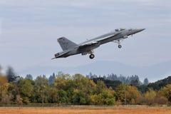 F/A-18E Στοκ εικόνα με δικαίωμα ελεύθερης χρήσης