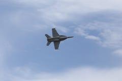 F/A-18E Στοκ Εικόνες