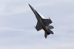F/A-18E Στοκ φωτογραφία με δικαίωμα ελεύθερης χρήσης