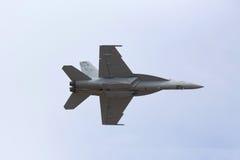 F/A-18E Στοκ Φωτογραφίες