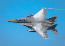F15 Eagle jet Stock Image