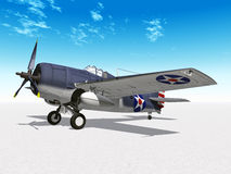 F4F Wildcat Stock Photos