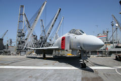 F-4 fantom Obraz Royalty Free