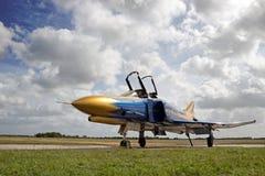 F-4 fantom Zdjęcia Stock