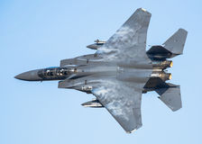 F15 fast jet Royalty Free Stock Images