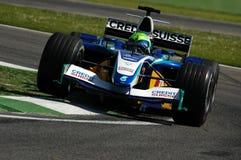 F1 2005 - Felipe Massa Arkivfoto