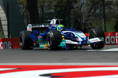 F1 2005 - Felipe Massa Royalty Free Stock Photography