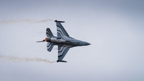 F16 fighter jet aircraft Stock Images